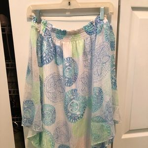 Lilly Pulitzer Abi Silk Dress